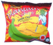 Chifles Platanitos picantes Bananenchips 75g