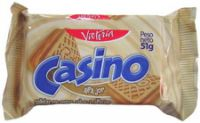 Galletas Casino alfajor Alfajor Kekse 43g